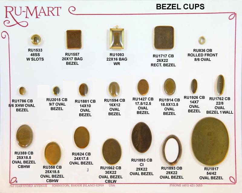Bezel cup 3