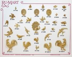 Bird Stampings 1