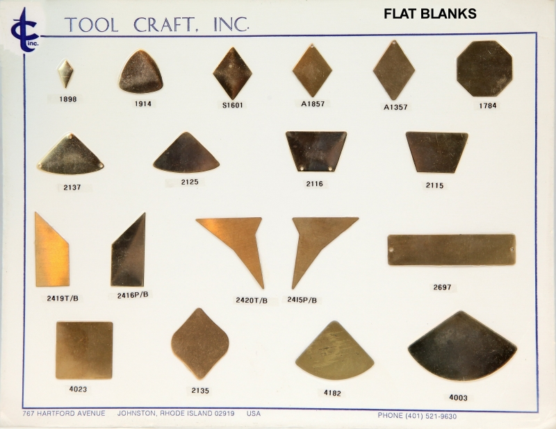 Flat Blank5