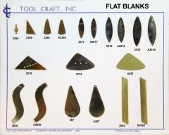 Flat Blank