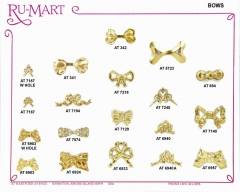 Bows Stampings 1