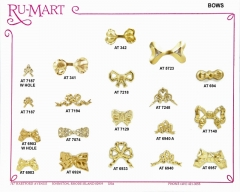Bows Stampings 1