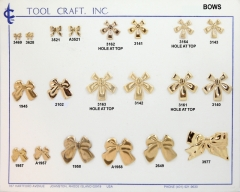 Bows Stampings