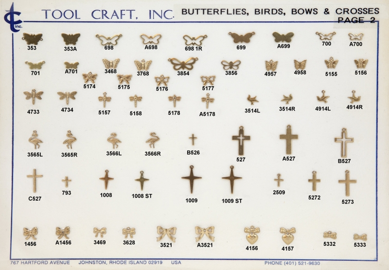 Butterfly,Birds,Cross charms 2