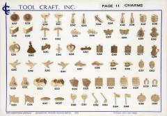 Brass Charms 11