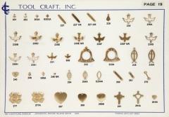 Brass Charms 19
