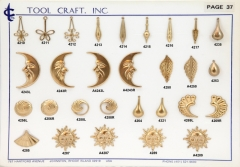 Brass Charms 37