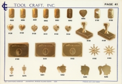 Brass Charms 41
