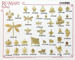 Brass Charms 44