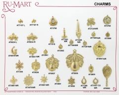 Brass Charms 45