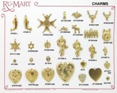 Brass Charms 46