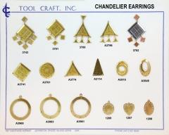Chandelier earring 2