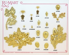 Acorns - leaf
