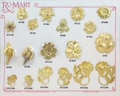 Flower Stampings(2)