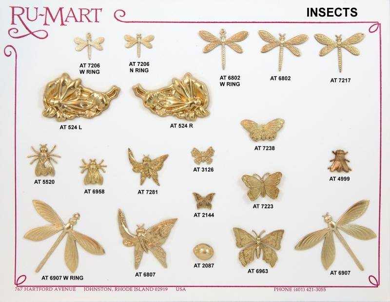 Butterflies-Dragonflies-bugs