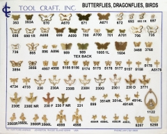 Butterflies-Dragonflies-Birds