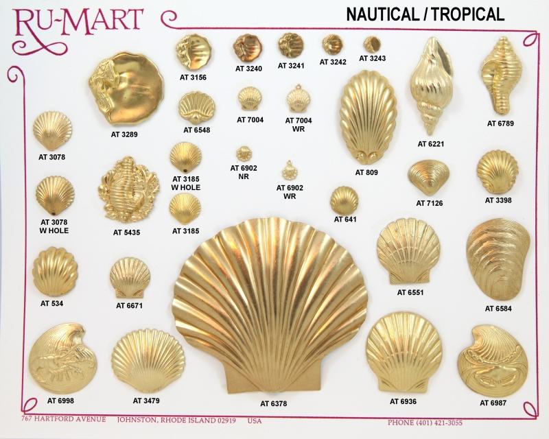 Clam-Sea Shells
