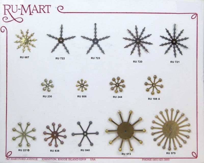 Pinwheel setting 1