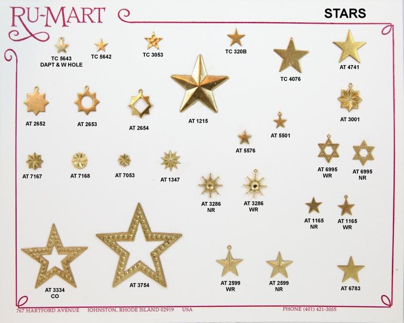 Star Stampings