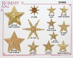 Filigree Stars